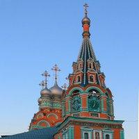 храм Святителя Григория Неокесарийского :: Светлана