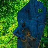 Памятник Константину Дмитриевичу Воробьёву :: Руслан Васьков