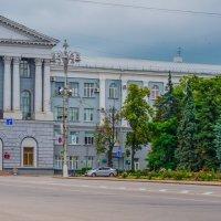 Красная площадь в городе Курске :: Руслан Васьков