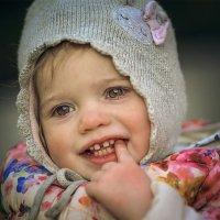 Дед, посмотри сколько у меня уже зубов !!! :: Александр Бойко