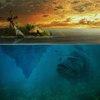 Золотая рыбка :: Ринат Абдуллин