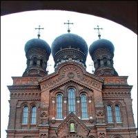 Монастырские будни... :: Николай Варламов