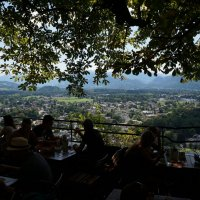 Городские кафе ... Зальцбург :: Алёна Савина