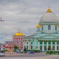 Знаменский Кафедральный Собор в городе Курске :: Руслан Васьков