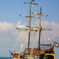 прогулочная яхта :: ольга хакимова
