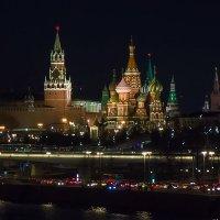 Вечерняя Москва :: Андрей Шаронов
