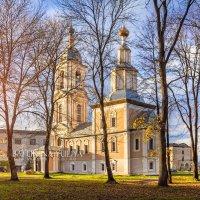 Казанская церковь Углича :: Юлия Батурина