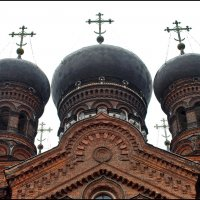 Купола-купола... :: Николай Варламов