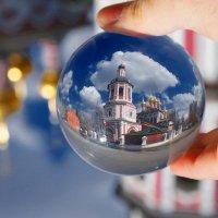 Храм Рождества Христова в Измайлово :: Superman 2014