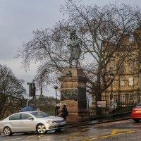 Дождливый вечер в Эдинбурге 3 :: Galina
