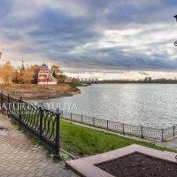Панорама Углича :: Юлия Батурина