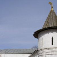 главный вход в Спасо-Андроников монастырь (восстановлены) :: Анна Воробьева