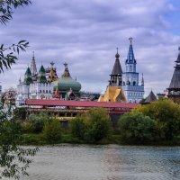 В некотором царстве, некотором государстве. Кремль в Измайлово :: Людмила Финкель