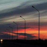 закат :: Елена Маковоз