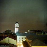 ночь город фонари :: Олег Марусик