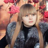 Рябина :: Марина Яковлева