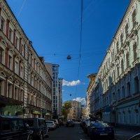 Улицы московские :: Наталья Rosenwasser