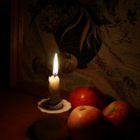 Ночной натюрморт :: Владимир Дорофеев