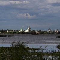 Блеск куполов в ненастье :: serg Fedorov