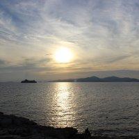 Закат в Пиреа :: Лана Маргарити