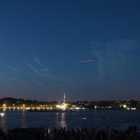 Фестиваль фейерверков г. Кострома :: Нина Рубан