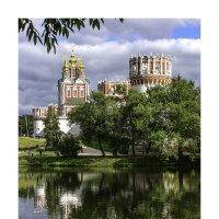 Золотые купола Москвы :: Владимир Дробяк