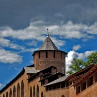 Нижегородский кремль. Белая башня. :: Павел Зюзин