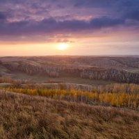 Осенний рассвет :: Марат Закиров