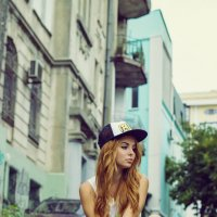 City Stories - Lesya Strelets :: Vitaliy Kievskiy