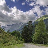 По дороге на Софийские водопады :: Владимир Богославцев(ua6hvk)