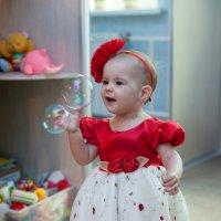 ДР Маши 1 годик :: Екатерина Калашникова