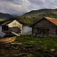 Valsøyfjord :: Катя Киреева