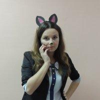 Школьная мышь :: Соня Середенко