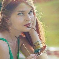 Студентка (2) :: Анна Ефимова