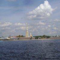 Петропавловская крепость :: ДС 13 Митя