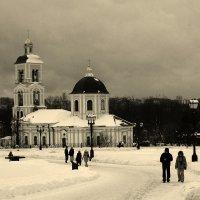 Царицыно. Храм иконы Божией Матери «Живоносный Источник» :: Alexandr Shemetov