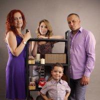 Семейное)...красивая семья)... :: Катерина Алексеева