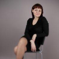 Девушка с грустными глазами :: Катерина Алексеева