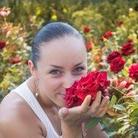 парочка Роз :: Эдуард Сыромятников