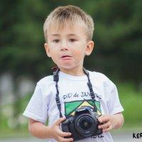 Юный фотограф :: Алексей Кепычъ