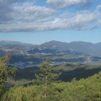 вид на горы :: Елена Шидловская