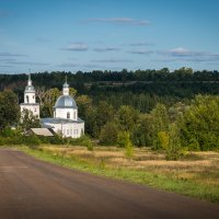 Храм у дороги :: Sergey Serov