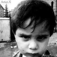 грязная ребенок :: Artur Xachatryan