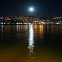 Ночная радуга. :: Aleksandr Alexx