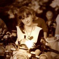 Молодой байкер)))) :: Елена Смоловская