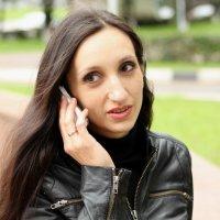 Деловая девушка :: Дмитрий Арсеньев