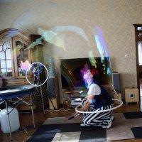 Клоун в пузыре :: Света Кондрашова