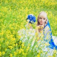 Wedding 2013 BLUE :: Евгения Шляпник