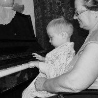 юнный пианист :: Екатерина Валерьевна