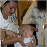 Крещение :: Марина Кириллова